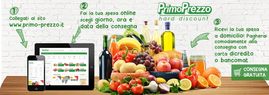 Primoprezzo hard discount for Primo prezzo