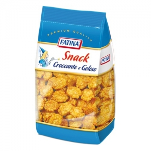 FATINA SNACK RICE CRACKERS GR 100