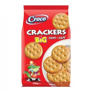 CROCO CRACKERS BIG GR.200