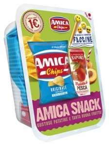 AMICA CHIPS PATATIN FORM+SUCC PESC GR153