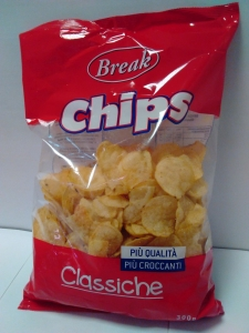 BREAK CHIPS CLASSICHE GR 300
