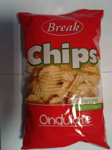 BREAK CHIPS ONDULATE GR 170