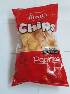 BREAK CHIPS PAPRIKA GR 170