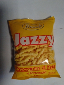 BREAK JAZZY CROCCANTINI MAIS FORM GR100