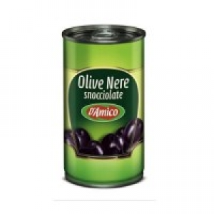 D.AMICO OLIVE NERE SNOCCIOLATE GR 350