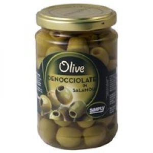 SIMPLY OLIVE SNOCCIOLATE SALATE GR 300