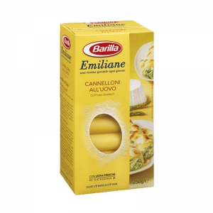 BARILLA EMILIANE CANNELLONI ALL' UOVO GR 250