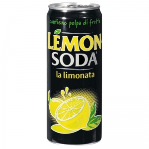 LEMONSODA LIMONATA LATTINA CL 33