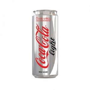 COCA COLA LATTINA LIGHT CL.33