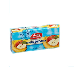 JOLLY COLOMBANI NETT MELA/BAN ML 200 X 3