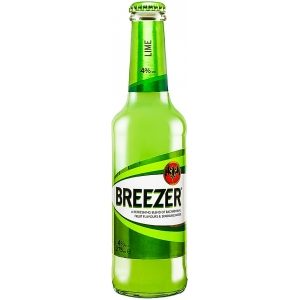 BACARDI BREEZER LIME ML 275