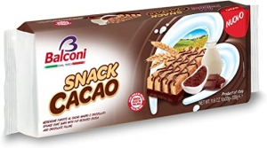 BALCONI SNACK CACAO X10 GR 330